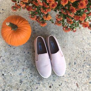 Steve Madden Buhba Slip-On Sneaker, Size 7.5, EUC